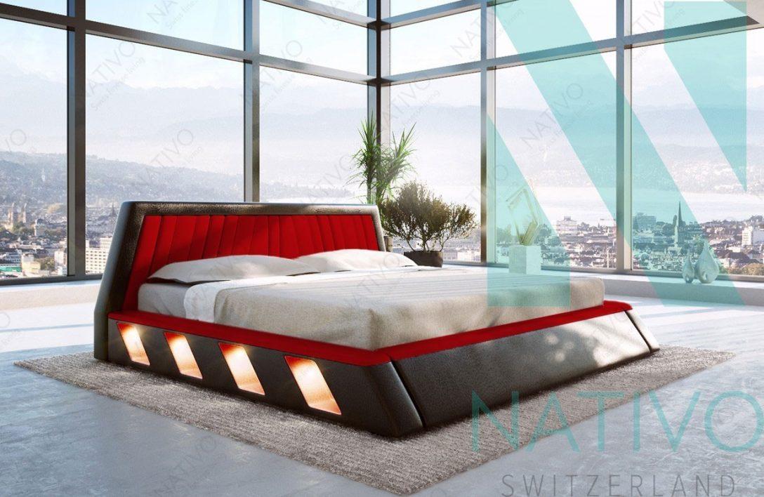 Large Size of Bett Mit Beleuchtung Und Bettkasten Selber Bauen Led 160x200 140x200 Kaufen Matratze Kopfteil 200x200 100x200 90x200 120x200 180x200 Bettbeleuchtung Bett Bett Mit Beleuchtung