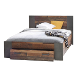 Bett 140 X 200 Jugendbett In Old Wood Nachbildung Liegeflche Cm 1 40x2 00 180x200 Günstig Flexa Betten 140x200 Mit Matratze Und Lattenrost 200x200 Bettkasten Bett Bett 140 X 200
