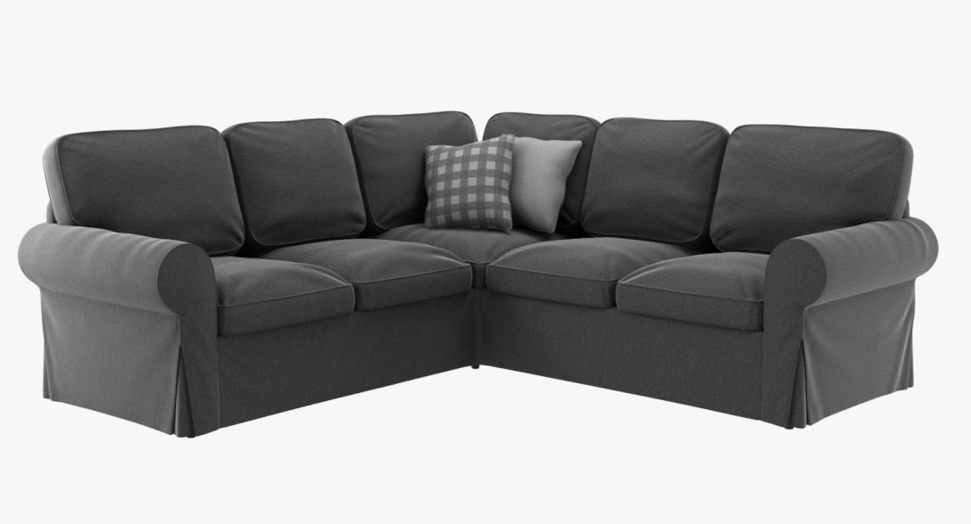 Large Size of Ektorp Sofa Review Uk Cover Amazon With Chaise Dimensions Ikea Canada Bed 3 Seat Ecksofa 3d Modell Turbosquid 1403433 Polsterreiniger Big Mit Schlaffunktion Sofa Ektorp Sofa