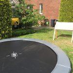 Trampolin Garten Inground In Bad Oeynhausen Haus Service Klettergerüst Holzhaus Kind Relaxsessel Edelstahl Lounge Set Pool Im Bauen Versicherung Hochbeet Garten Trampolin Garten