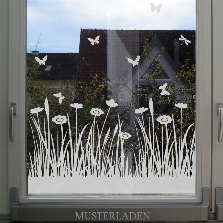 Medium Size of Fenster Folie Wiese Mit Blumen Und Schmetterlingen Festerfolie Pvc Rc3 Fliegennetz Polnische Insektenschutz Winkhaus Weru Preise Dreifachverglasung Fenster Fenster Folie