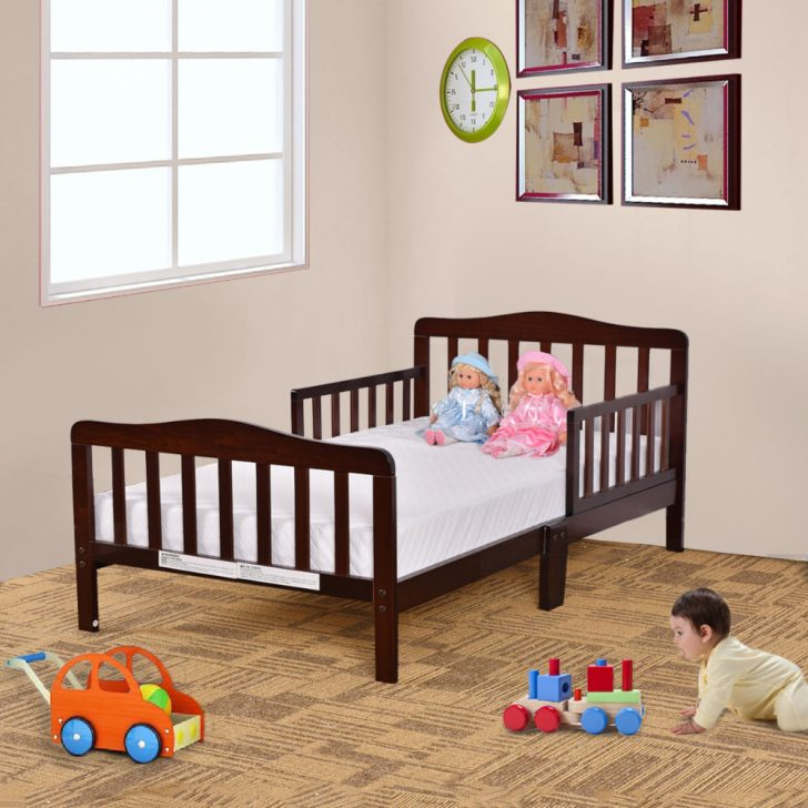 Medium Size of Kleinkind Bett Goplus Betten Holz Schlafzimmer Mbel Mit Sicherheit Französische Treca Trends Ausziehbar Breckle Hohem Kopfteil Rutsche Bettkasten 160x200 Bett Kleinkind Bett