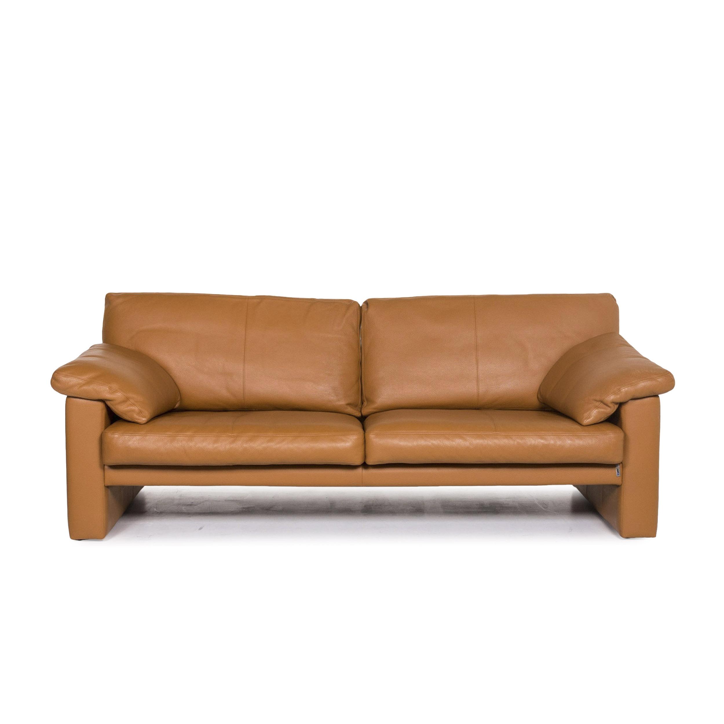 Full Size of Erpo Leder Sofa Cognac Braun Zweisitzer Couch 12217 Revive Interior De Sede Home Affaire Big Liege Lila Mit Hocker Indomo Brühl Abnehmbarer Bezug Rahaus Sofa Sofa Cognac