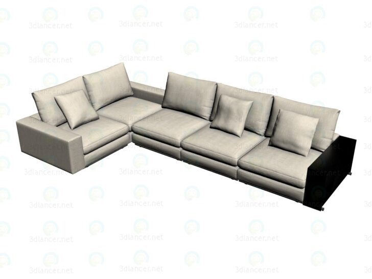Medium Size of Modulares Sofa Kissen System Leder Lennon Westwing Modular Set Flex Dhel Mit Schlaffunktion Ikea Copperfield Reinigen Große Samt Ottomane Ohne Lehne Barock Sofa Modulares Sofa