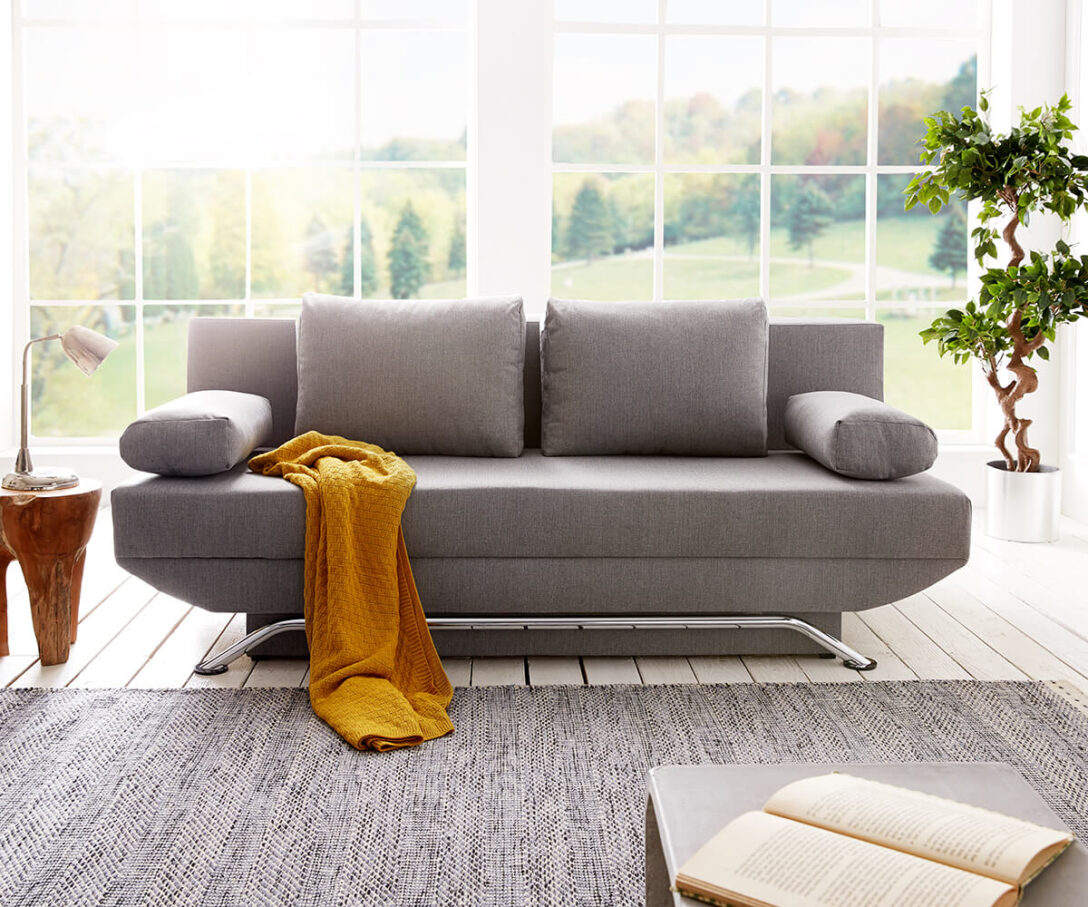 Large Size of Delife Sofa Schlafsofa Cady 200x90 Cm Grau Couch Mit Schlaffunktion Mbel Copperfield Tom Tailor Billig 3 Teilig Chesterfield Gebraucht Konfigurator Baxter Sofa Delife Sofa