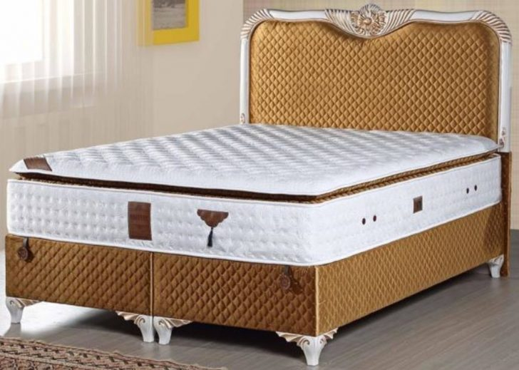 Medium Size of Bett Barock Casa Padrino Mit Matratze Gold Wei Edles 140x200 Bettkasten Betten Landhausstil Sitzbank Selber Bauen 100x200 200x220 Luxus 160 Wasser Cars Bett Bett Barock