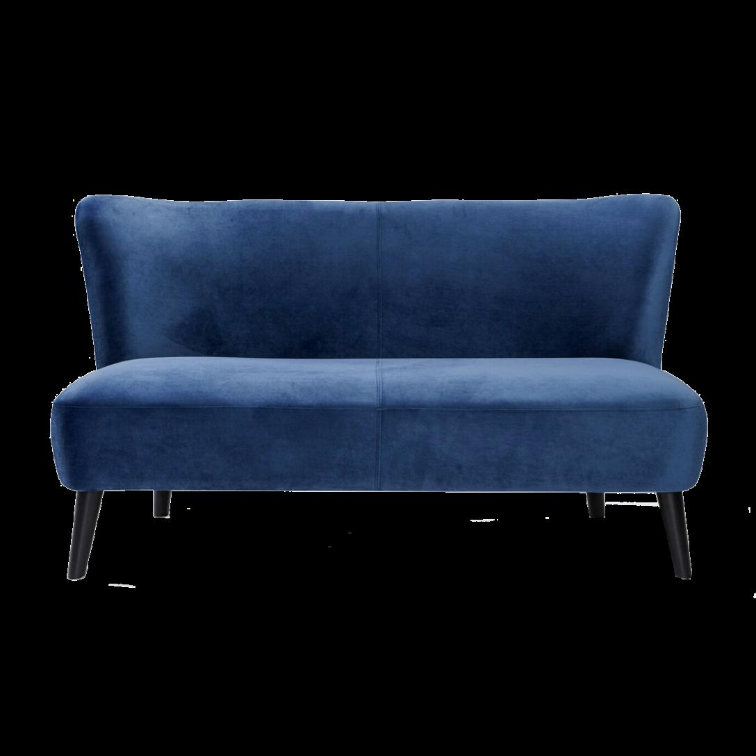 Large Size of Sofa Blau Sit Mbel Sit4sofa 2 Sitzer Mit Samtbezug Holzbeine Schwarz Minotti Modulares Benz Leder Schlaffunktion Wk Zweisitzer Langes Indomo Le Corbusier Big Sofa Sofa Blau