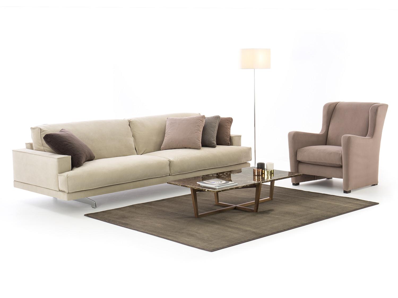 Weiches Sofa Chicago 2 Sitzer Flexform Schlafsofa ...