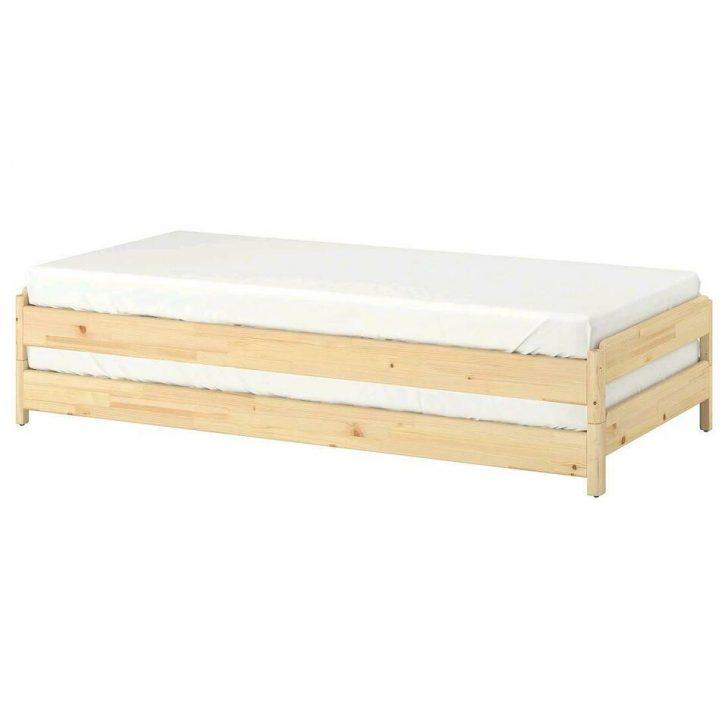 Medium Size of Ikea Bett Stapelbar Utaker Stapelbett Matratze 80x200 In 180x200 Günstig 140x220 Kingsize Amerikanische Betten Mit Schubladen Ruf Ausklappbares Hohes Pinolino Bett Bett Matratze