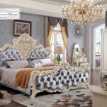 Klassisches Chesterfield Rokoko Barock Stil Betten Leder Doppel Prinzessinen Bett 140x200 Mit Stauraum Bettkasten Steens Buche 180x200 Ausgefallene Massivholz Bett Bett Antik