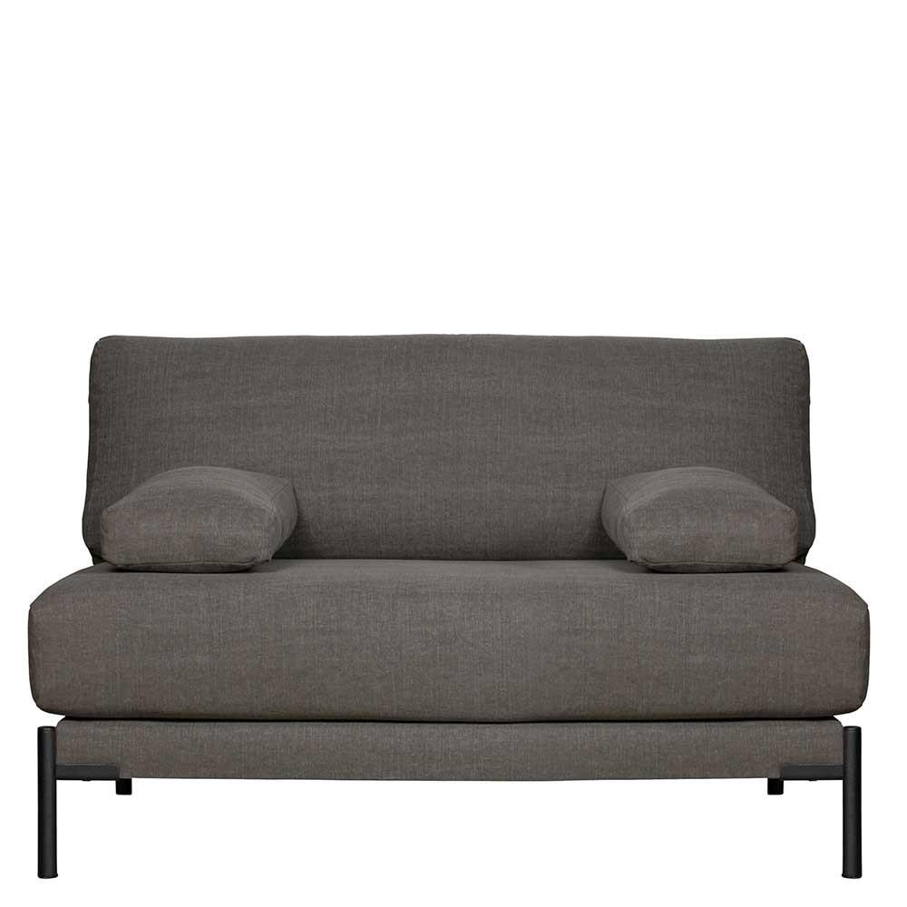 Full Size of Loveseat Zweisitzer Sofa In Anthrazit Webstoffbezug Metallbeine Vitra Bezug Ecksofa Big Kaufen Schlafsofa Liegefläche 180x200 Günstig Comfortmaster Samt Sofa Sofa Zweisitzer