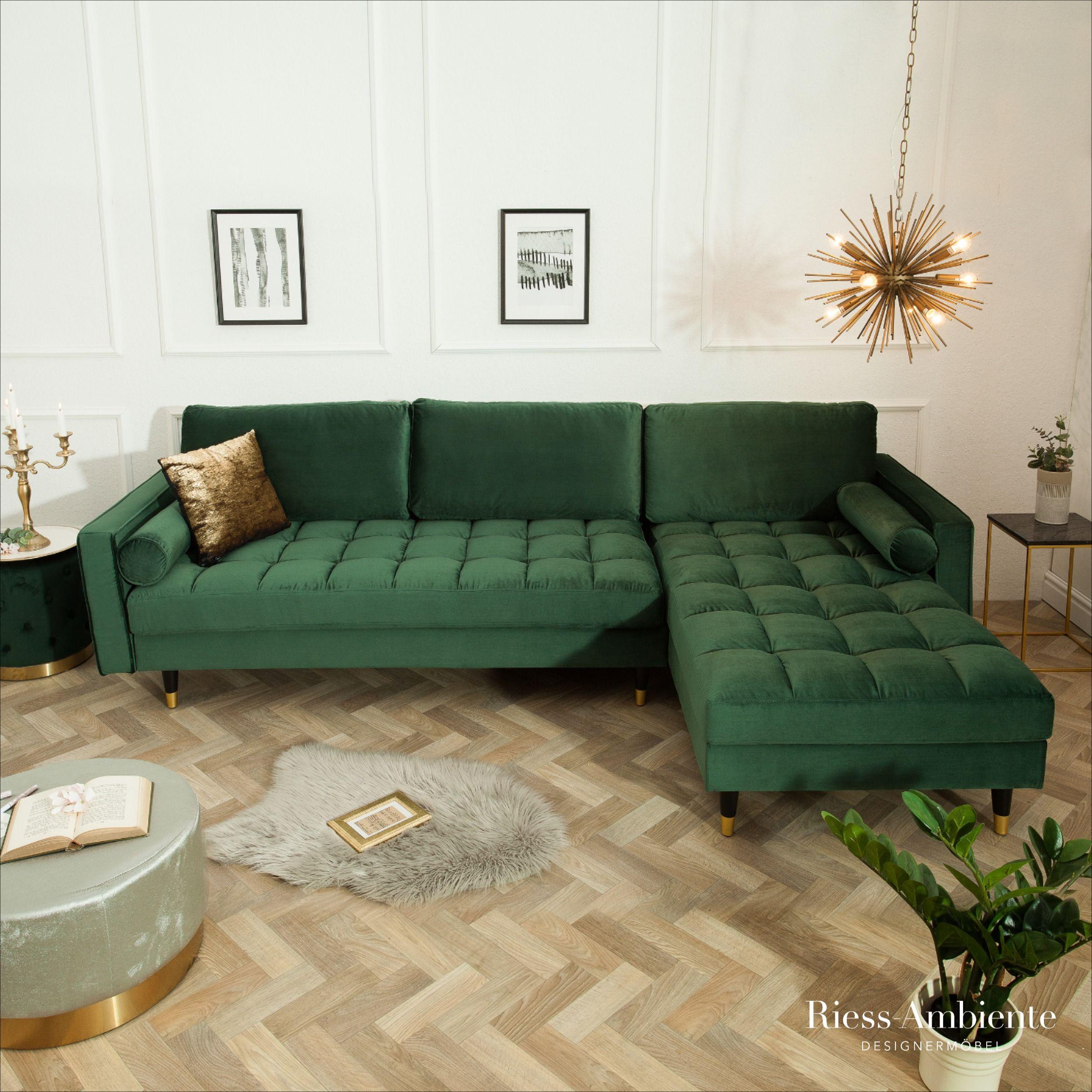 Full Size of Riess Ambiente Sofa Bewertung Couch Erfahrungen Samt Xxl Couchtisch Gold Akazie Elegantes Ecksofa Cozy Velvet 260cm Grn Federkern 3er Big L Form Home Affaire Sofa Riess Ambiente Sofa