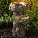 Wasserbrunnen Garten Garten Wasserbrunnen Garten Gartenbrunnen Steine Brunnen Steinoptik Solar Modern Stein Rund Obi Bohren Amazon Bauhaus Kaufen Gartendeko Kaskaden Baumstamm Wasser Spiel
