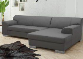 Microfaser Sofa