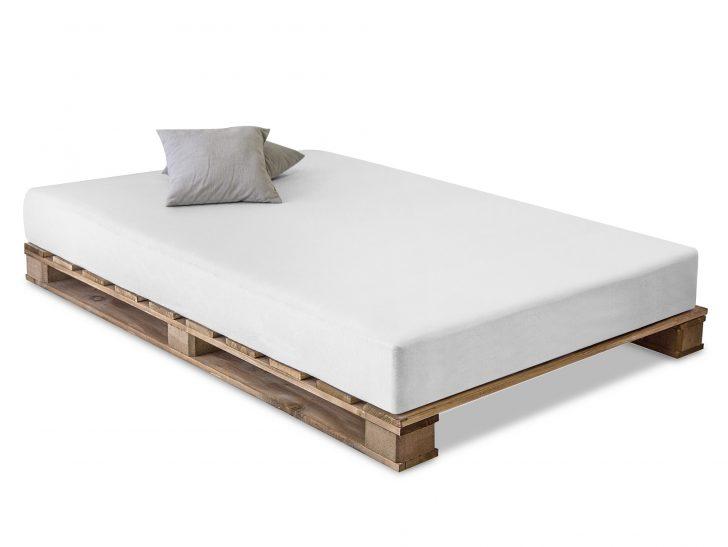 Medium Size of Bett Vintage Paletti Massivholzbett Palettenbett Rustikal Gebeizt 90 Betten Mit Aufbewahrung Weiß 100x200 Bambus 90x200 Schubladen Tagesdecken Für 120x200 Bett Bett Vintage