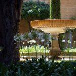 Wasserbrunnen Garten Garten Wasserbrunnen Garten Brunnen Im Der Alhambra Zaun Hängesessel Heizstrahler Fussballtor Lounge Set Klapptisch Spielhaus Holz Servierwagen Gaskamin Holzhaus