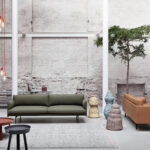 Muuto Sofa Sofa Muuto Sofa Outline 3 Seater Furniture Sofabord Cecilie Manz Connect 2 Chaise Longue Leather Rest Uk Compose Review Dba Architonic Bunt Hussen Für 5 Sitzer