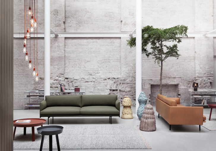 Medium Size of Muuto Sofa Outline 3 Seater Furniture Sofabord Cecilie Manz Connect 2 Chaise Longue Leather Rest Uk Compose Review Dba Architonic Bunt Hussen Für 5 Sitzer Sofa Muuto Sofa