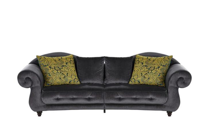 Design Big Sofa Grau 288 Cm Antik Stil Ewald Schillig Garnitur 2 Teilig Büffelleder Sitzer Mit Schlaffunktion Ausziehbar Landhausstil Weiches Xxxl Zweisitzer Sofa Big Sofa Kaufen