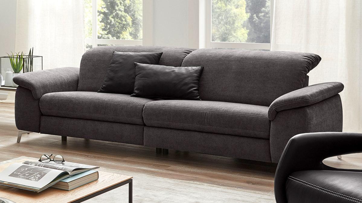 Full Size of Chesterfield Sofa Stoff Grau Grauer Reinigen Graues Big 3er Sofas Couch Schlaffunktion Gebraucht Interliving Serie 4101 Dreisitzer 7435 Modulares Garnitur Sofa Sofa Stoff Grau