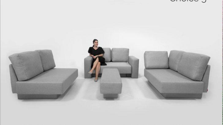Medium Size of Kleines Sofa Modulsofa Set Choice 5 Groes Ecksofa Oder Alles Schlafsofa Liegefläche 180x200 Rundes Big Mit Schlaffunktion Leder Lila Kissen Relaxfunktion Sofa Kleines Sofa
