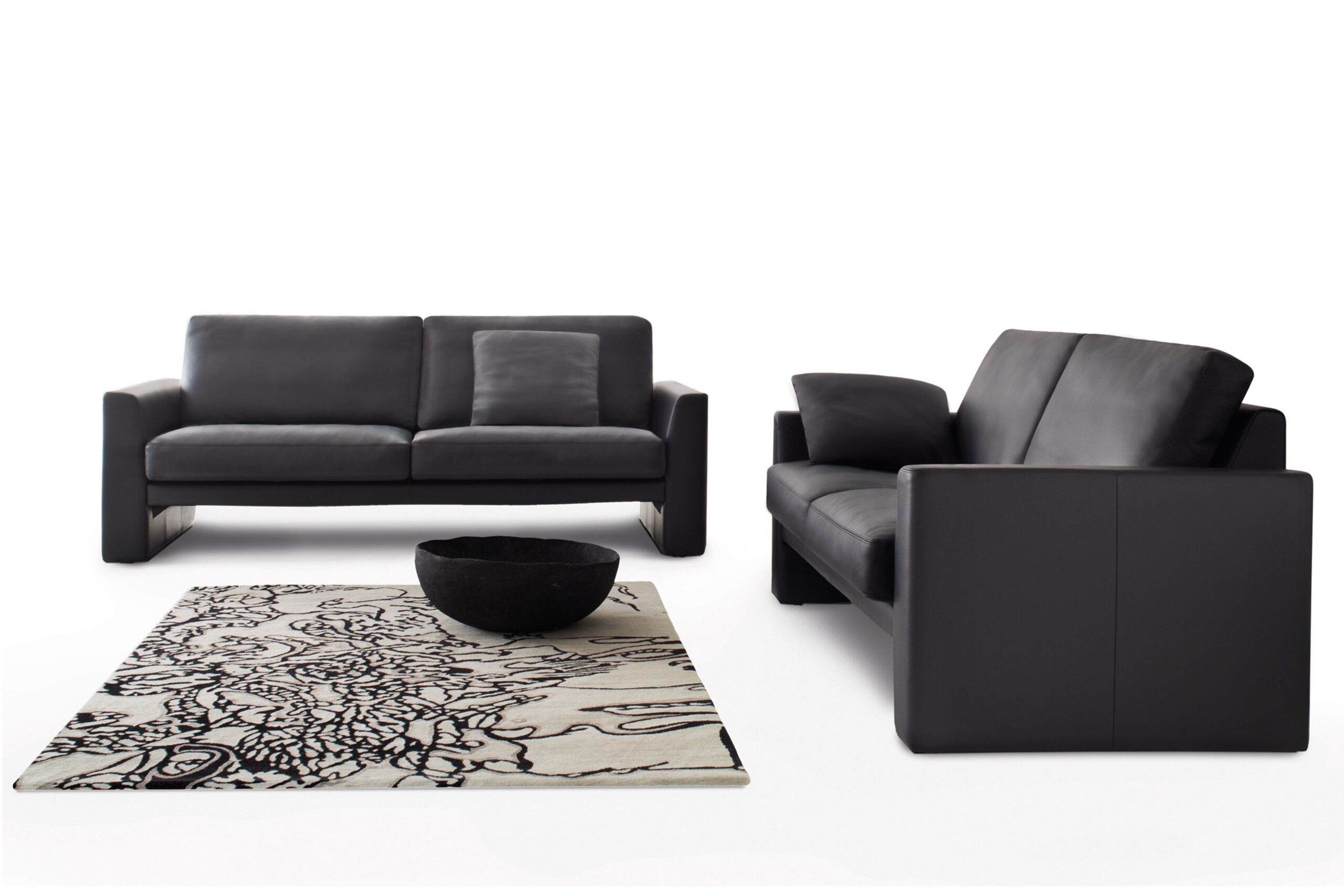 Full Size of Erpo Sofa Mbelwerk Cl 100 Ledergarnitur In Schwarz Mbel Letz Ihr Mit Relaxfunktion Kolonialstil Halbrundes Grau Stoff Stilecht Big L Form Wohnlandschaft 2 Sofa Erpo Sofa