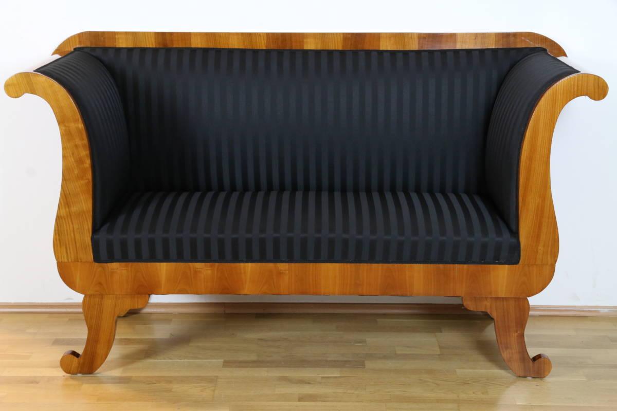 Full Size of Chesterfield Sofa Leder Antik Couch Gebraucht Antiklederoptik Kaufen Look Murah Sofas Bali Malaysia Stil Biedermeier In Kirschbaum Massiv Handgefertigtes Sofa Sofa Antik