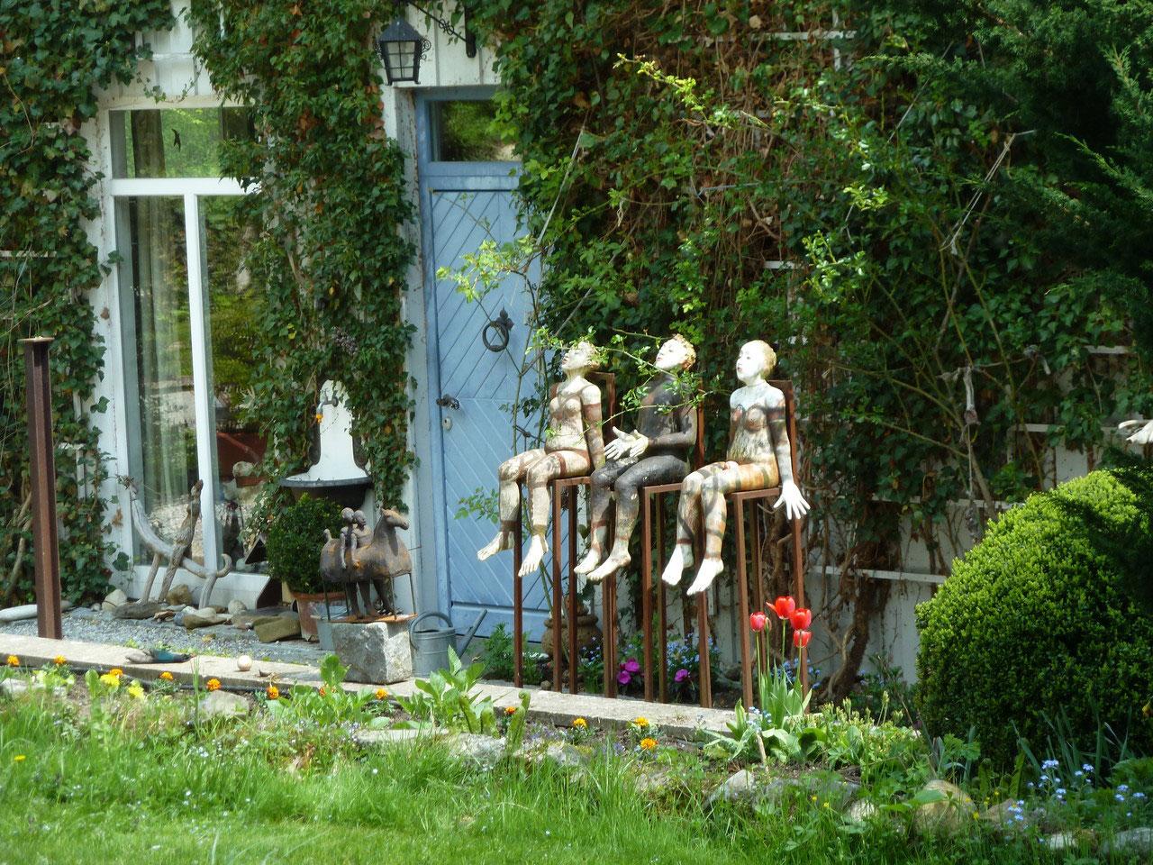 Full Size of Skulpturen Garten Gartenskulpturen Buddha Stein Edelstahl Aus Modern Selber Machen Italien Keramik Diewaldesde Kunst Im Bewässerung Essgruppe Relaxliege Garten Skulpturen Garten