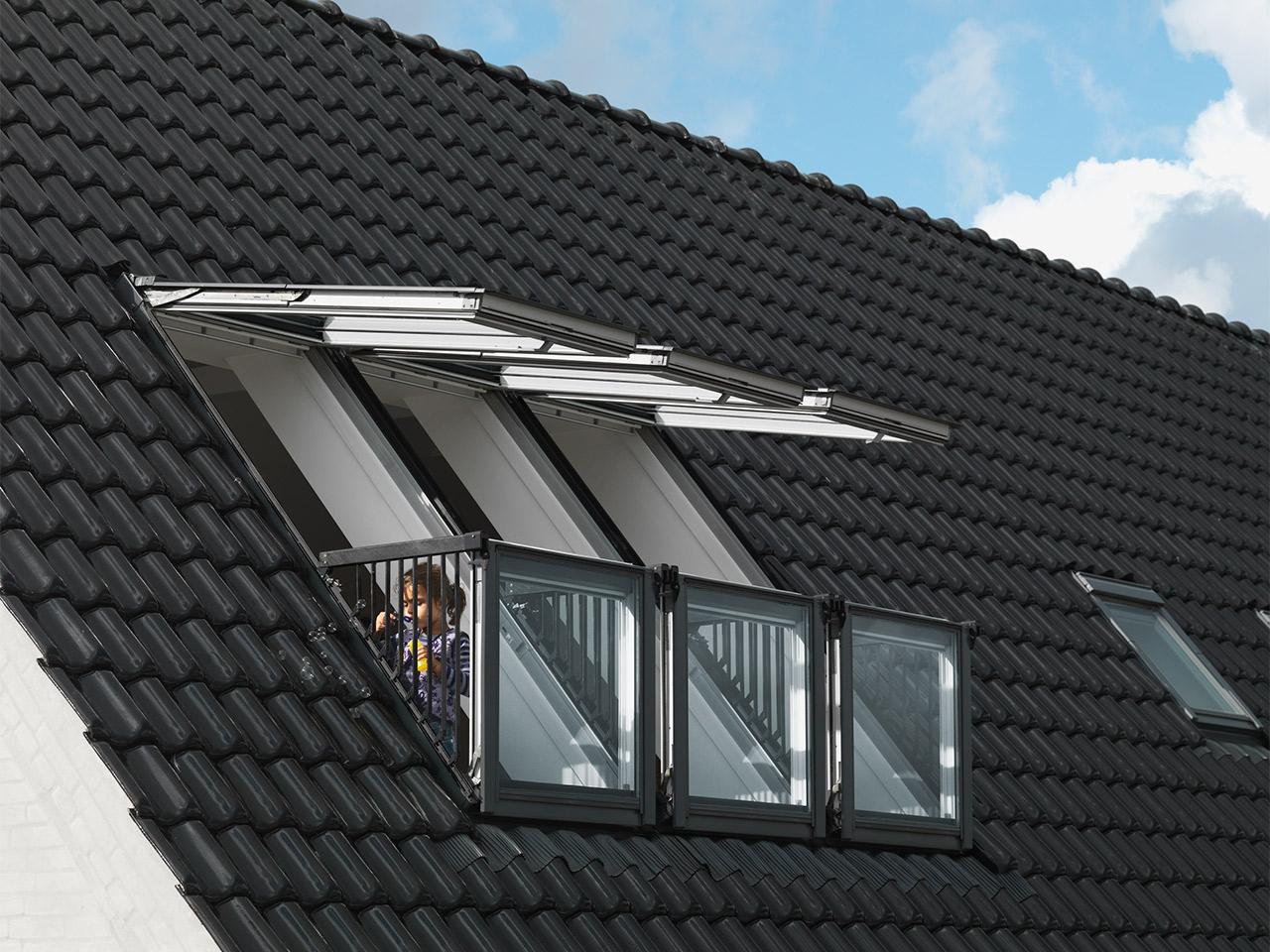 Full Size of Velux Fenster Kaufen Velucabrio Vom Dachfenster Zum Dachaustritt Bremen Jalousie Einbruchsicherung Neue Einbauen Tauschen Preisvergleich Plissee Kosten Fenster Velux Fenster Kaufen
