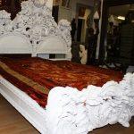 Bett Barock Bett 862 Bett Barock Wei Schwarzer Elefant Außergewöhnliche Betten Landhausstil Even Better Clinique Amazon 180x200 Erhöhtes Bette Starlet Eiche Sonoma Dico