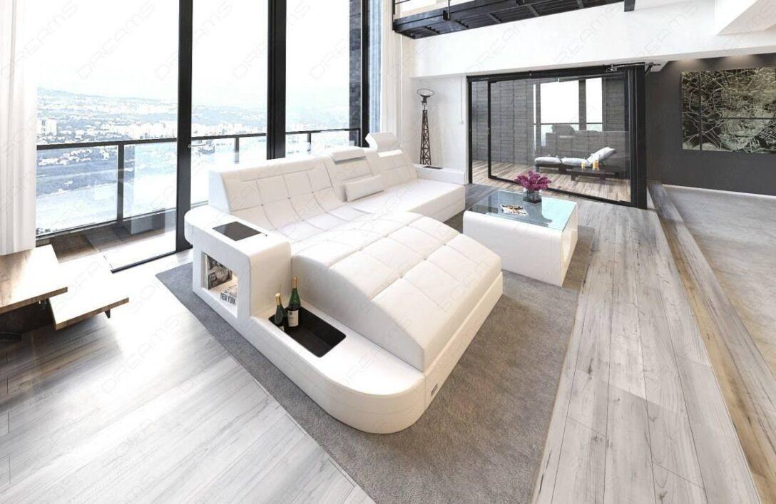 Large Size of Sofa Mit Led Jacksonville Luxury Leather Sectional Sofadreams Schlafzimmer überbau Kunstleder Lederpflege Karup Recamiere Bad Spiegelschrank Bettfunktion Sofa Sofa Mit Led