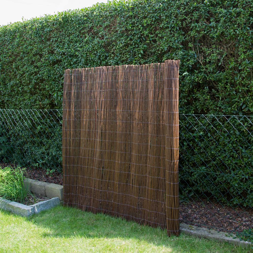 Full Size of Sichtschutz Für Garten Weide Zune Bambuszune Bambus Holz Betten übergewichtige Stapelstuhl Klappstuhl Fliesen Fürs Bad Pavillon Leuchtkugel Liege Garten Sichtschutz Für Garten