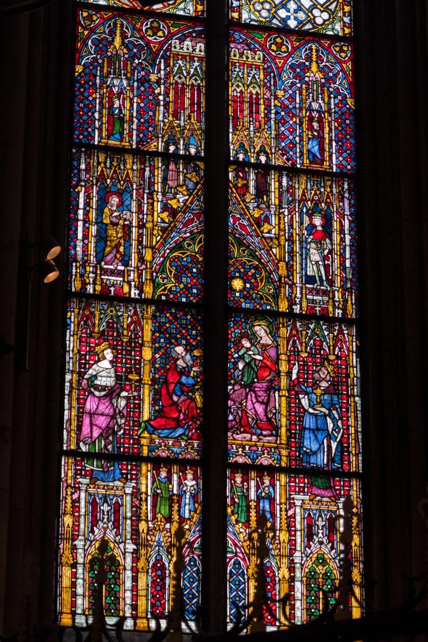 Full Size of Fenster Köln Hohe Domkirche Sankt Petrus Velux Einbruchschutz Zwangsbelüftung Nachrüsten Gitter Sonnenschutz Innen Schüco Online Kunststoff Außen Fenster Fenster Köln