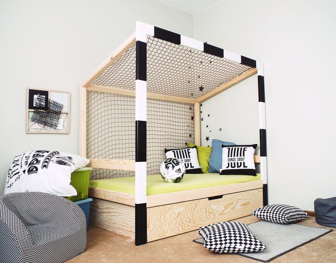 Large Size of Bett 190x90 Fuball Kinderbett 1594 Minimidi Design Home Affaire Bopita Einfaches Komplett Mit Bettkasten 140 X 200 Schlicht 140x200 Günstig 180x200 Weiß Bett Bett 190x90