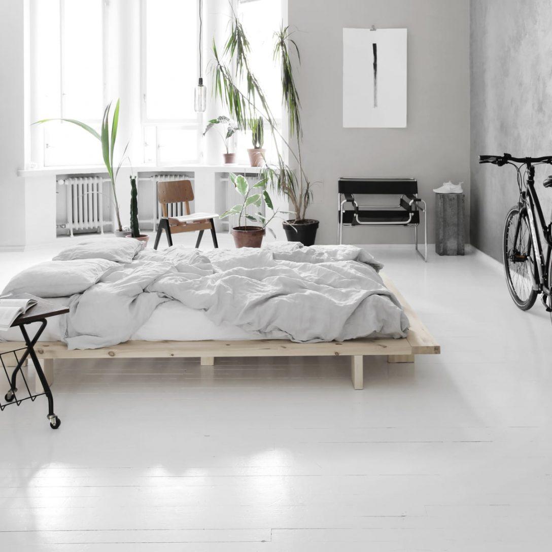 Large Size of Japanische Betten Futonbett Japan Von Karup Design Connoshop 200x220 Mit Aufbewahrung Amerikanische Rauch 140x200 Jugend Paradies Nolte Billige Aus Holz Bett Japanische Betten