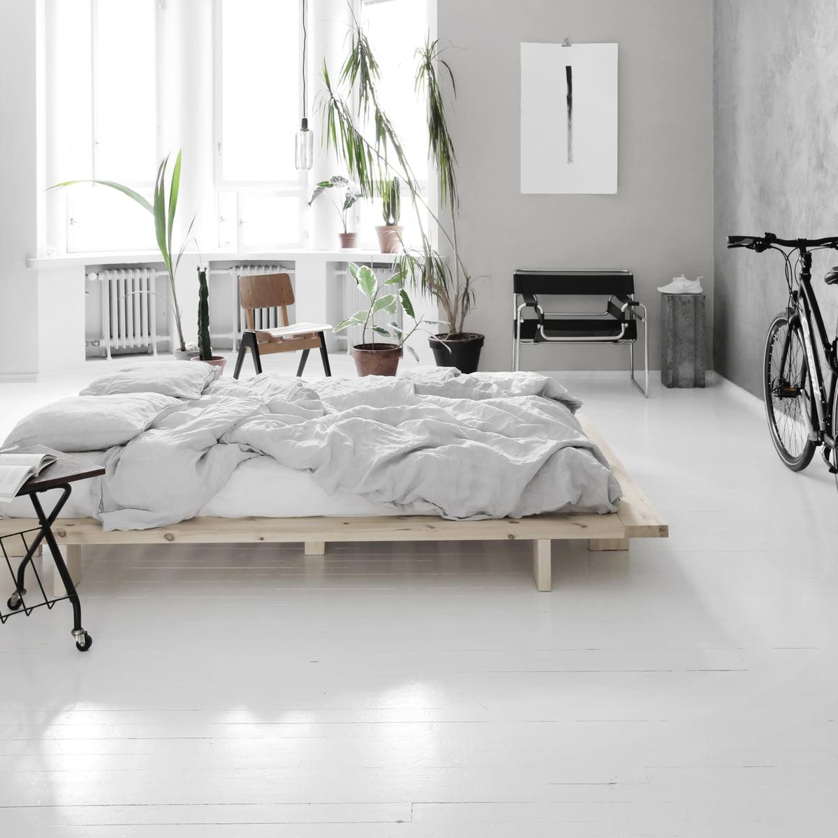 Full Size of Japanische Betten Futonbett Japan Von Karup Design Connoshop 200x220 Mit Aufbewahrung Amerikanische Rauch 140x200 Jugend Paradies Nolte Billige Aus Holz Bett Japanische Betten