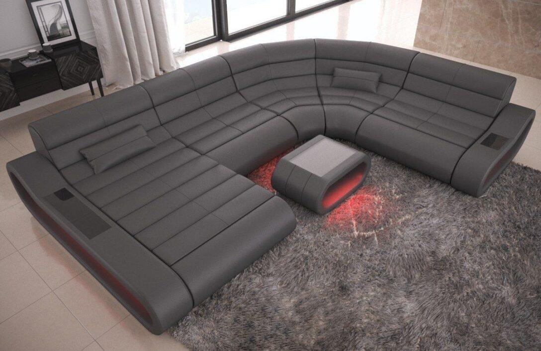 Large Size of Sofa Wohnlandschaft Leder Concept Xxl Mit Ottomane Recamiere Sofort Lieferbar Riess Ambiente Günstig Kaufen Breit Big Hocker Antik 3 Sitzer Relaxfunktion Benz Sofa Sofa Wohnlandschaft