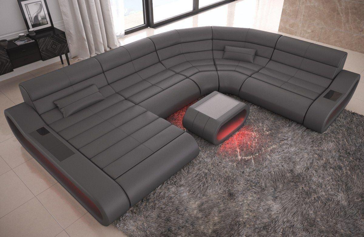 Full Size of Sofa Wohnlandschaft Leder Concept Xxl Mit Ottomane Recamiere Sofort Lieferbar Riess Ambiente Günstig Kaufen Breit Big Hocker Antik 3 Sitzer Relaxfunktion Benz Sofa Sofa Wohnlandschaft