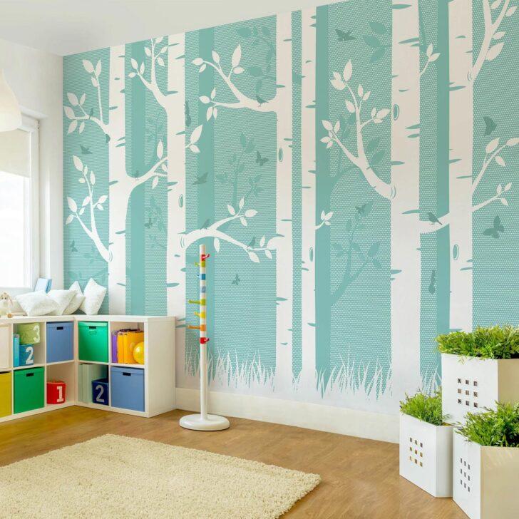Medium Size of Tapeten Kinderzimmer Waldtapete Fototapeten Wohnzimmer Regal Für Die Küche Schlafzimmer Sofa Ideen Regale Weiß Kinderzimmer Tapeten Kinderzimmer