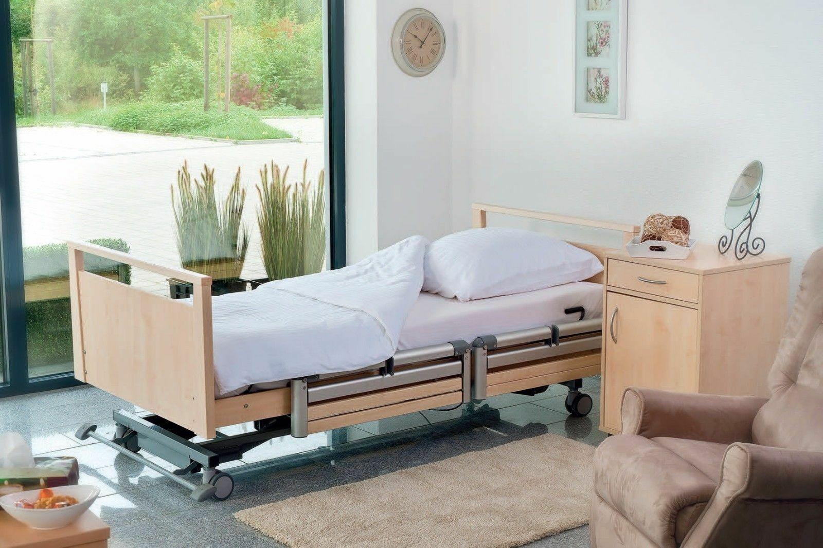 Full Size of Krankenhaus Bett Elbacare Pflegebett Krankenbett Seniorenbett Krankenhausbett Prinzessinen 140x200 Bette Badewanne 160x200 Mit Lattenrost Und Matratze Kopfteil Bett Krankenhaus Bett