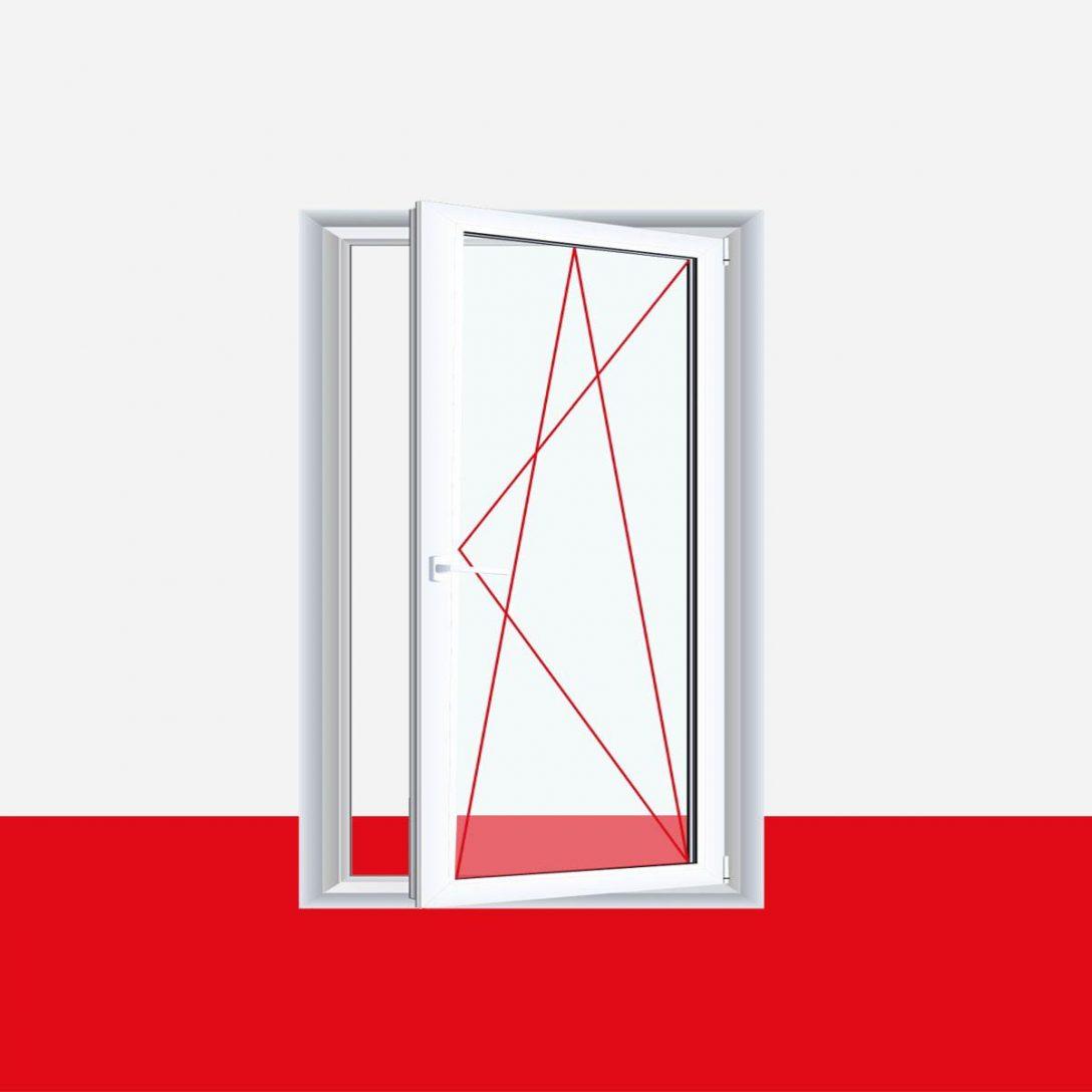 Large Size of Fenster 120x120 Milchglas 1 Flg Dreh Kipp Kunststofffenster Ornament Dänische Kaufen In Polen Gardinen Günstig Einbruchsicher Anthrazit Winkhaus Velux Fenster Fenster 120x120