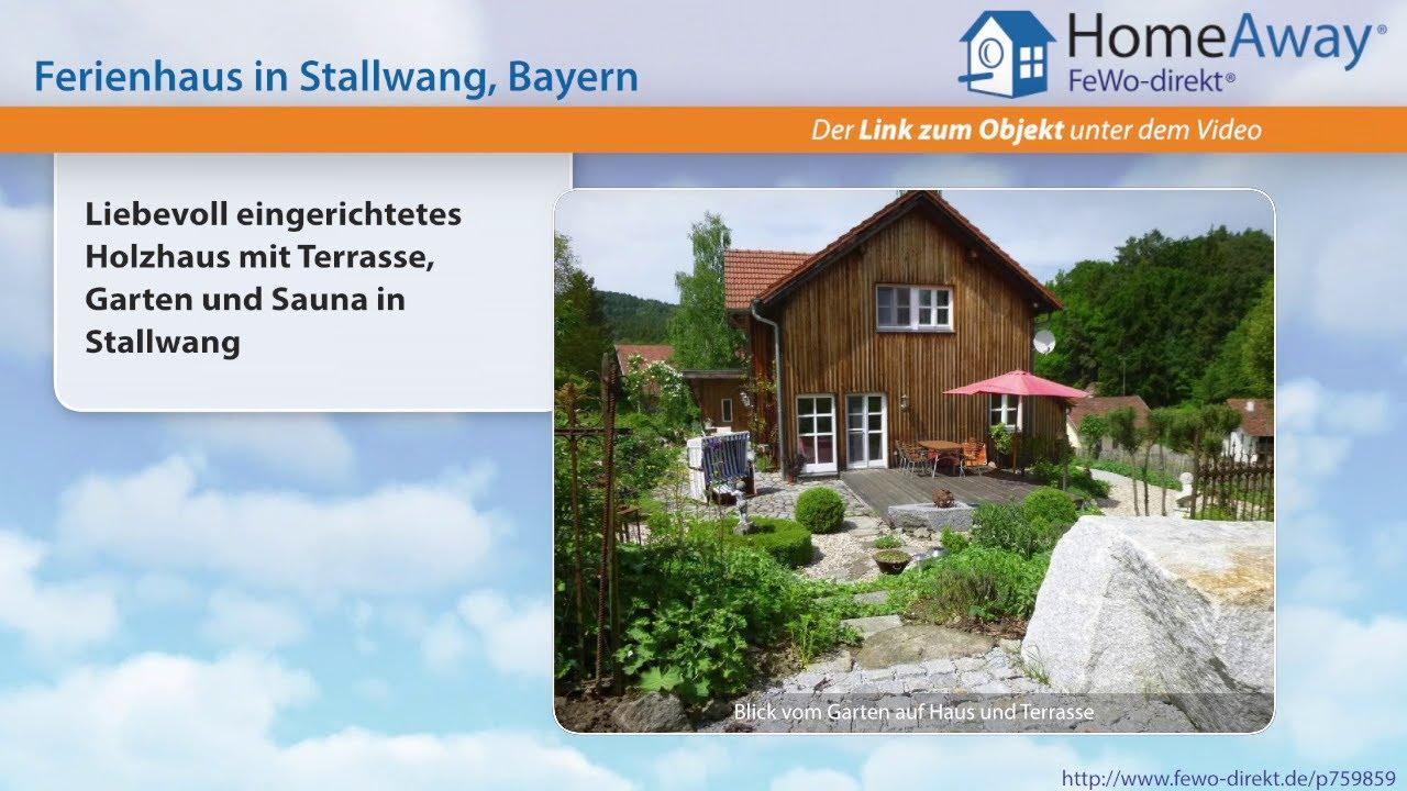 Full Size of Bayerischer Wald Liebevoll Eingerichtetes Holzhaus Mit Terrasse Garten Und Landschaftsbau Berlin Bewässerungssysteme Kletterturm Spielhaus Holz Tisch Mein Garten Holzhaus Garten