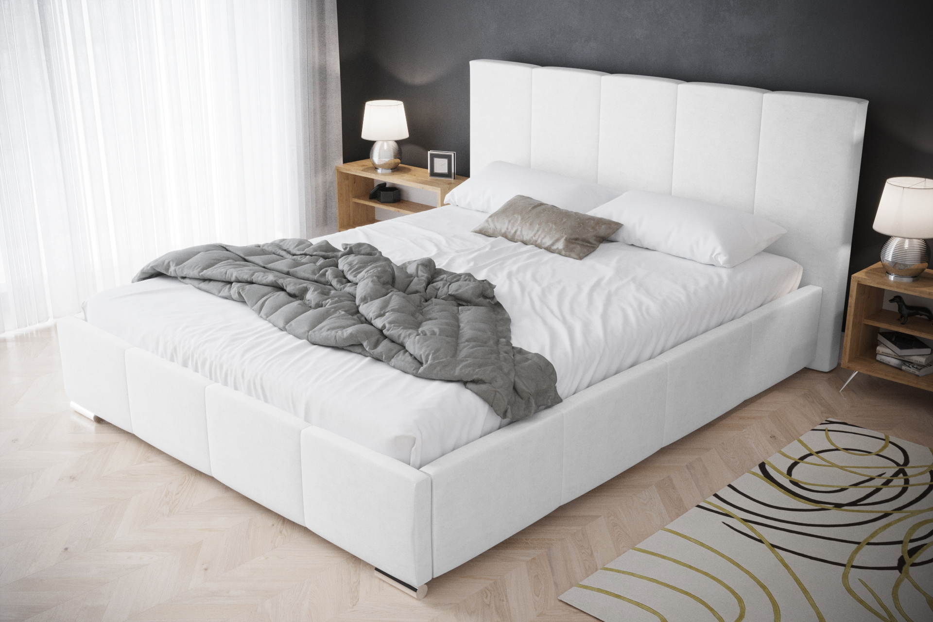 Full Size of Modernes Bett Designer Bettsofa Schlafsofa Mario 180x200 Bettgestell 140x200 200x200 Schlafbett Doppelbett Polsterbett Lattenrost 160x200 90x200 Mit Und Bett Modernes Bett
