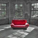 Rotes Sofa Sofa Rotes Sofa Ich Habe Das Bild Auf Einen Hinweis Von Rossi N Flickr Dauerschläfer Chesterfield Grau Eck Hersteller L Mit Schlaffunktion Stressless Alcantara