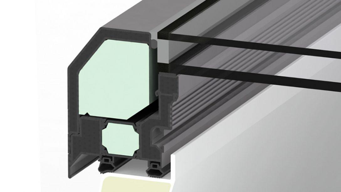 Large Size of Flachdach Fenster Fe 0 Aluminium Lamilux Wärmeschutzfolie Rc 2 Mit Eingebauten Rolladen Bodentiefe Schüco Alarmanlage Rc3 Sichtschutz Konfigurator Welten Fenster Flachdach Fenster