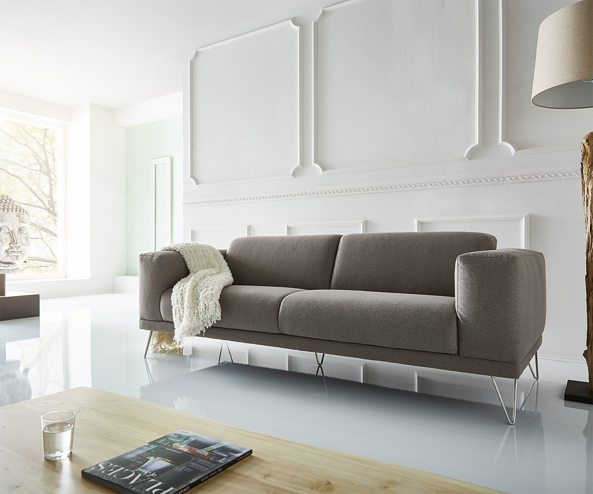 Full Size of Sofa 3 Sitzer Nino Schwarz/grau Couch Grau 2 Und 3 Sitzer Ikea Mit Schlaffunktion Leder Louisiana (3 Sitzer Polster Grau) Retro Kingsley Samt Rattan Lordina Sofa Sofa 3 Sitzer Grau