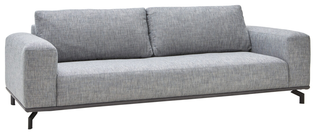 Large Size of Sofa Louisiana (3 Sitzer Mit Polster Grau) Rattan 3 Sitzer Grau Schlaffunktion Leder Couch 2 Und Retro Kingsley 3 Sitzer Ikea Samt Nino Schwarz/grau Natura Sofa Sofa 3 Sitzer Grau