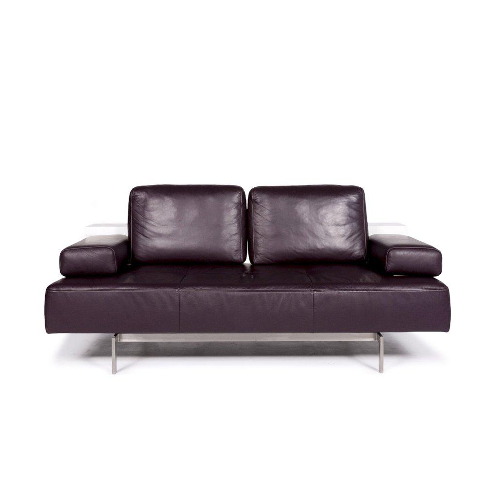 Full Size of Sofa Leder Rolf Benz Dono Lila Violett Zweisitzer Couch 11003 Polster U Form Big Sam In L Walter Knoll Mit Relaxfunktion Ecksofa Garten Abnehmbaren Bezug Sofa Sofa Leder