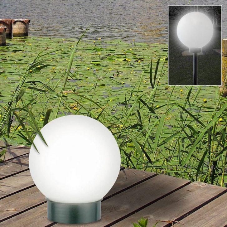 Medium Size of Leuchtkugel Garten Led Solar Kugelleuchte Kugellampe Solarlampe Kräutergarten Küche Kletterturm Spielhaus Holz Mastleuchten Kinderhaus Wasserbrunnen Tisch Garten Leuchtkugel Garten