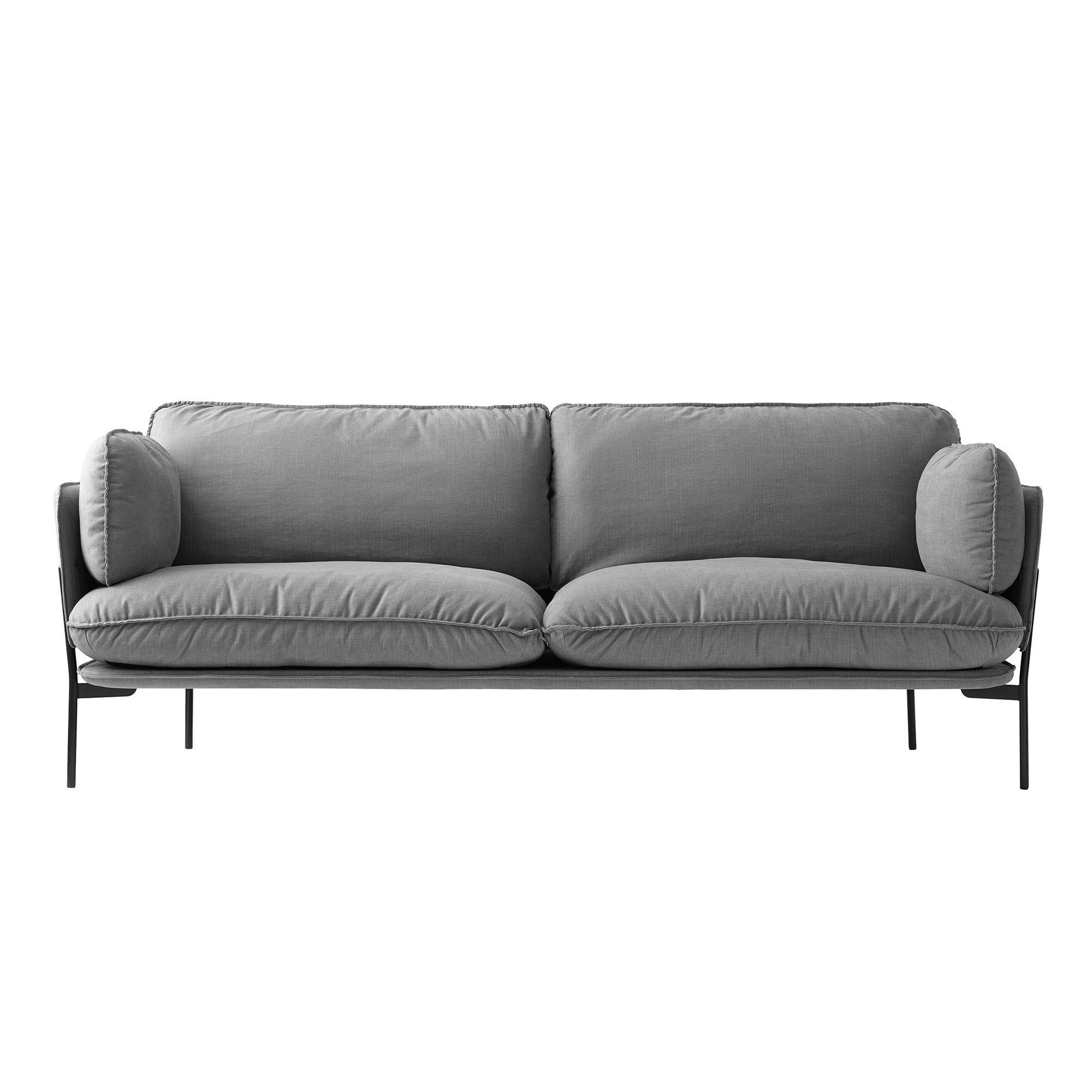 Full Size of Sofa 3 Sitzer Grau Leder Ikea Couch Samt Rattan 3 Sitzer Nino Schwarz/grau Tradition Cloud Ln32 Ambientedirect Boxspring Bezug Ecksofa Englisches Günstig Sofa Sofa 3 Sitzer Grau